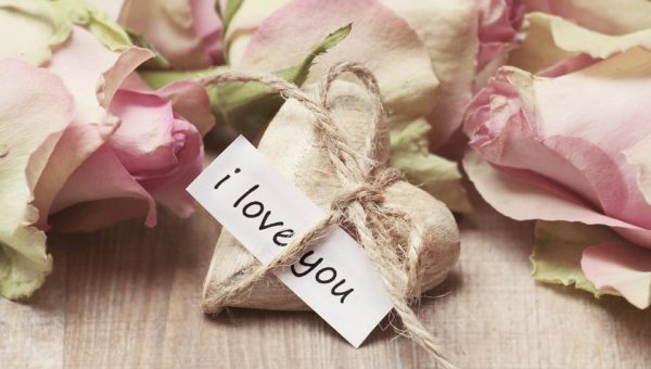 Картинка с сердцем на день святого Валентина