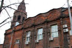 """Церкви передано здание храма, в котором располагалась студия """"Союзмультфильм"""""""