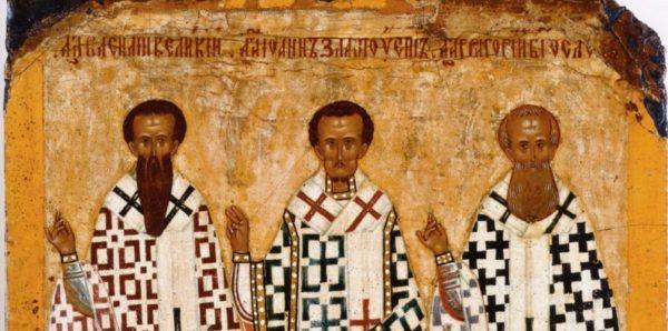 Церковь празднует Собор трех святителей: Василия Великого, Григория Богослова и Иоанна Златоустого