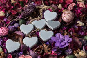 День святого Валентина - цветы