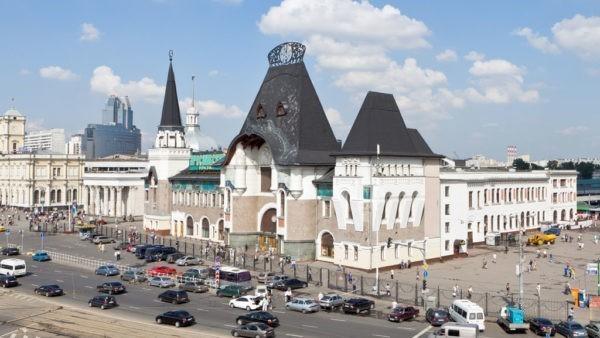 На московских вокзалах помолятся о мире и путешествующих