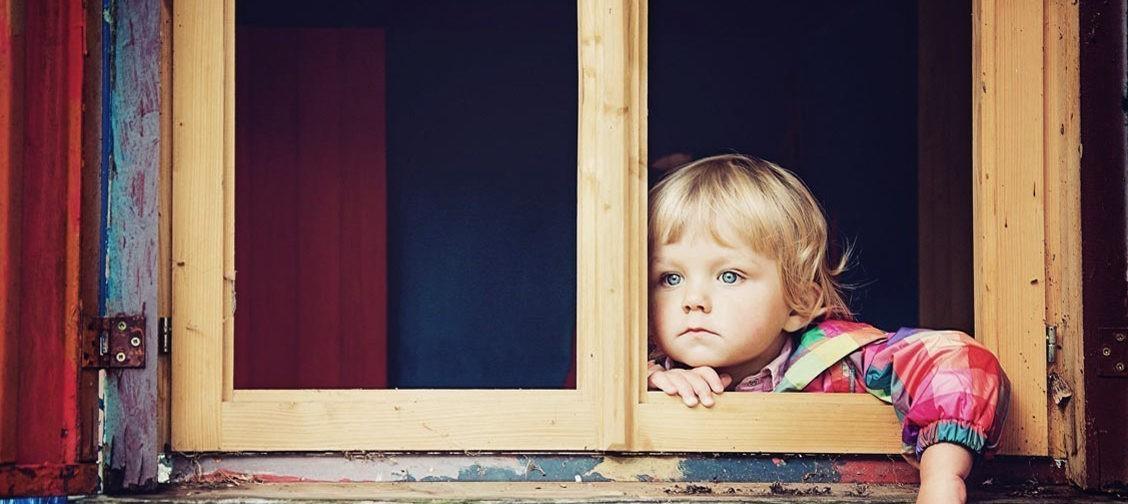 Жизнь в детском доме. Я это пережил