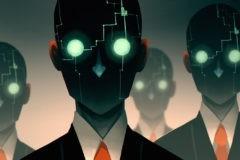 4 сценария будущего, которые страшнее сериала «Черное зеркало»
