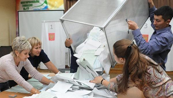 Президентские выборы. Подсчет голосов, результаты экзит-полов. Онлайн