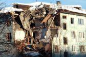 В Мурманске при взрыве газа погиб человек