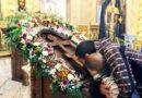 Крест Христов, орудие нашего спасения, растет из почвы греха