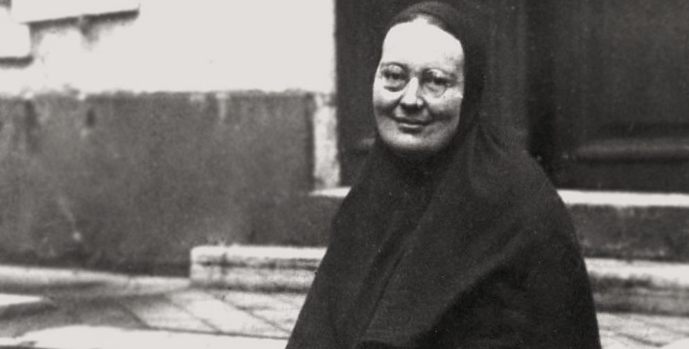 Мать Мария (Скобцова): На вопрос о евреях я показала бы немцам икону Божией Матери с Младенцем