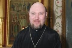 Священник Игорь Зырянов