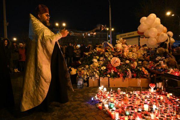 Священнослужитель из Кемерово: 600 погибших быть не может