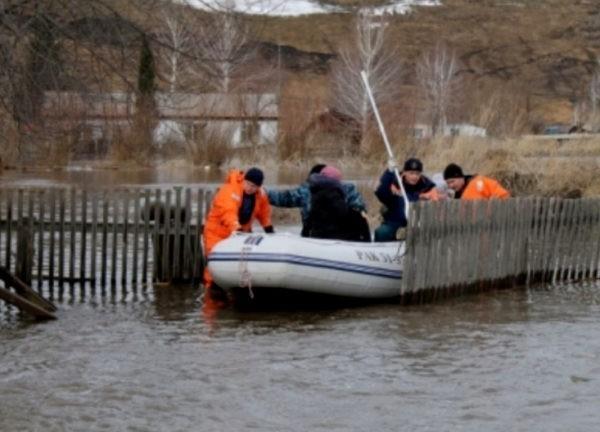 На Алтае затопило жителей 79 населенных пунктов