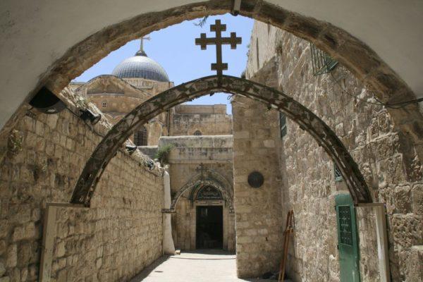 Паломники из захваченных украинских храмов пройдут по Дороге Скорби в Иерусалиме