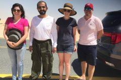 Эмир Дубая спас застрявших в пустыне иностранных туристов