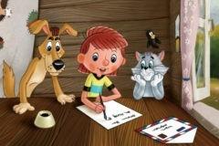 «Союзмультфильм» выпустит 30 новых серий о «Простоквашино»
