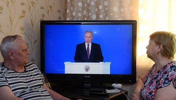 Средняя продолжительность жизни россиян должна превысить 80 лет – президент России