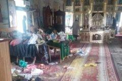 В Одесской епархии ограблен и осквернен очередной православный храм