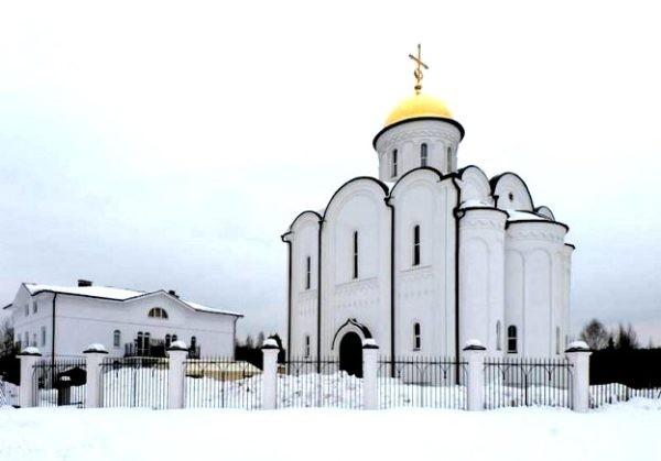На Пасху в Зеленограде достроят первый храм по «Программе-200»