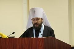 Митрополит Иларион: К сожалению, многие люди до сих пор воспринимают религию как набор правил