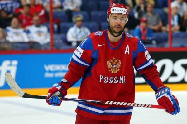 Хоккеист Илья Ковальчук  отдаст на благотворительность деньги от проданного «олимпийского» BMW