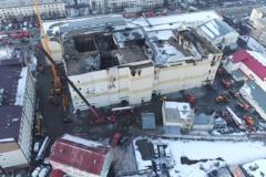 Более 40% россиян не доверяют информации властей о пожаре в Кемерово – опрос