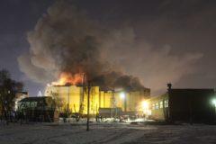 По делу о пожаре в торговом центре в Кемерово задержаны четыре человека