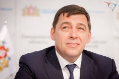 Свердловский губернатор собрал 5 млн рублей на лечение детей вместо подарков на свой день рождения