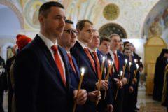 Патриарх Кирилл: Победа российских хоккеистов на Олимпиаде – это подвиг