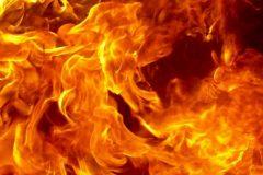 Житель Чувашии спас из горящего дома пятерых соседей