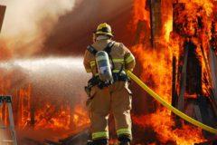 Один из погибших при пожаре в приморском приюте до конца спасал бездомных из огня