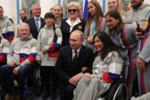 Российские паралимпийцы получили госнаграды в Кремле