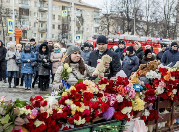 Родственники жертв пожара в Кемерово подтвердили гибель 41 ребенка