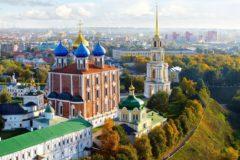 Рязанский кремль останется открытым для туристов после его передачи Церкви