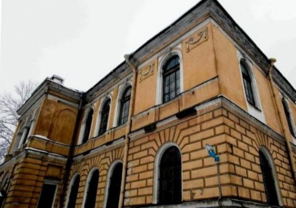 Строение русской государственной библиотеки наОбводном передали РПЦ