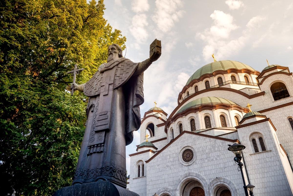 создают фото сербской церкви в москве актрисы