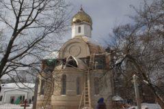 В Москве появится  21 новый храмовый комплекс