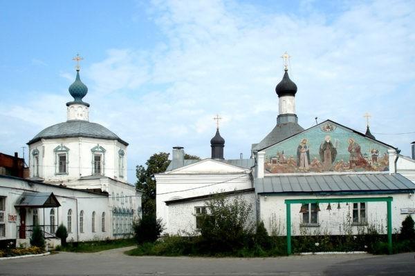 Рязанский монастырь поможет сирийским верующим на Пасху