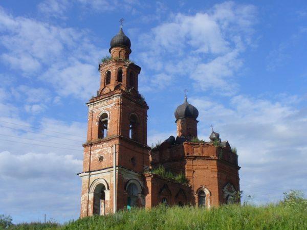 Заключенные помогут Татарстанской митрополии восстановить старинную церковь
