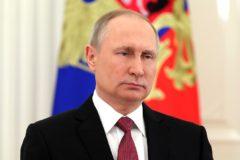 Владимир Путин вступил в должность президента России