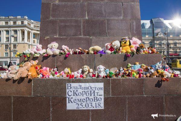 «Траурные игрушки» от жителей Владивостока передадут нуждающимся подопечным храма