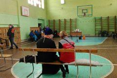 Кемеровский священник: Когда прекратились крики отчаяния, мы смогли начать молебны