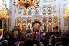 В Екатеринбурге канонизировали убитого 100 лет назад большевиками священника