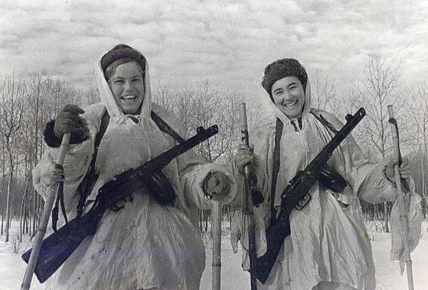 Минобороны опубликовало архивные документы о подвигах женщин в годы ВОВ