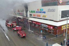 Церковь поможет пострадавшим при пожаре в Кемерово и их родственникам