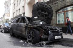Членам организации «Христианское государство» дали по 2 года колонии за поджог автомобилей