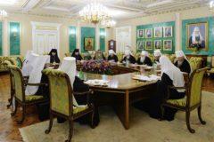 В Екатеринбургской митрополии создана новая епархия