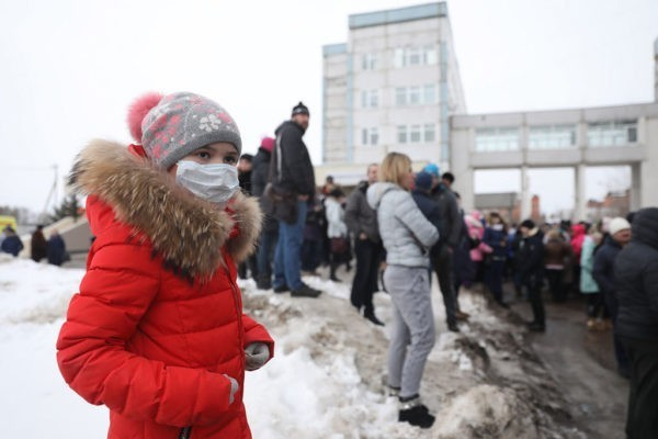 Отравление детей в Волоколамске. Что известно на текущий момент