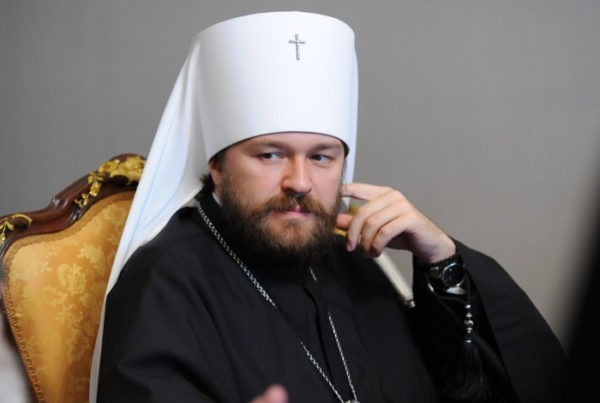 """Митрополит Иларион одобрил идею снять продолжение фильма """"Страсти Христовы"""""""
