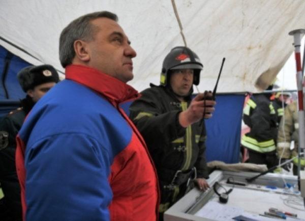 Спасатели завершили поисковую операцию в торговом центре в Кемерово