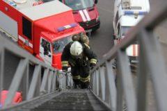 Пожар в общественном месте или в доме – как спасти себя и помочь другим