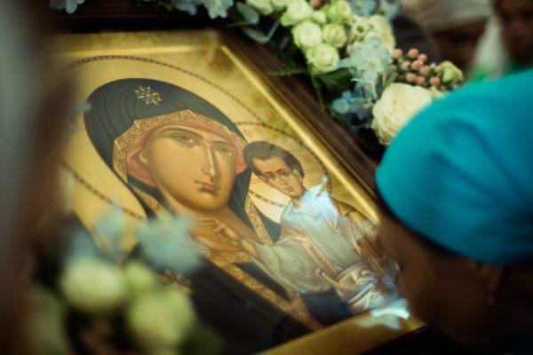 Суббота Акафиста. Похвала Пресвятой Богородицы (+аудио)
