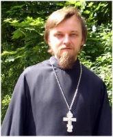 Священник Михаил Немнонов